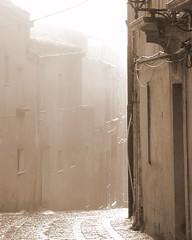 Nebbia ad Erice photo by *NINO*