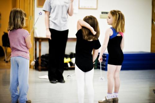 Hannah Dance Class 7