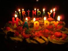 birthday cupcakes photo by Kaarin