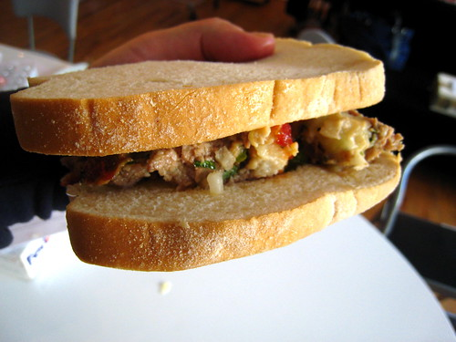 Meatloaf: The Sandwich (by Slice)