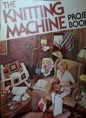 The Knitting Machine Project Book c 1974 Mattel
