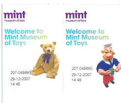 Toy Museum Tickets