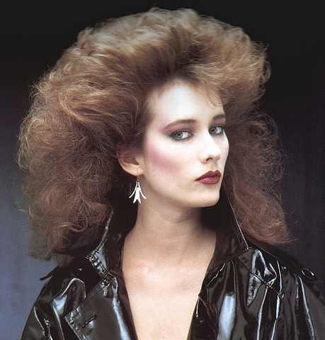 Pleasant 80S Prom Hairstyles Short Hairstyles Gunalazisus