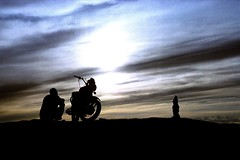 Motorcycle diaries II photo by Jeff Bauche._.·´¯)