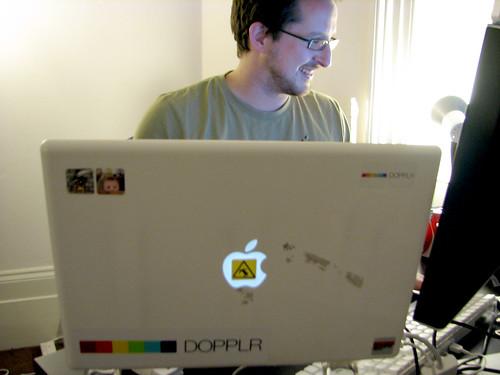 Matt Biddulph - Dopplr CTO
