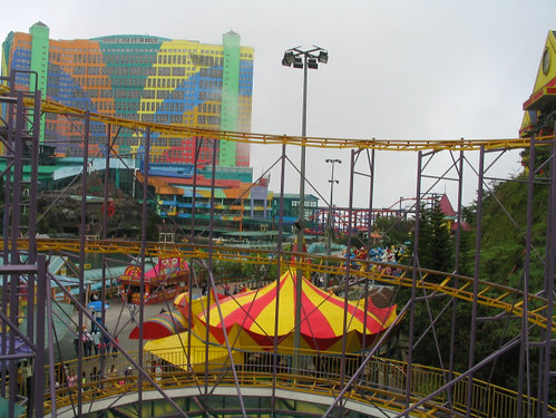 Genting Rollercoaster