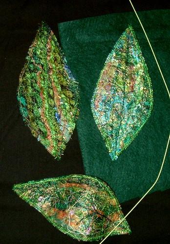 fabric-leaf