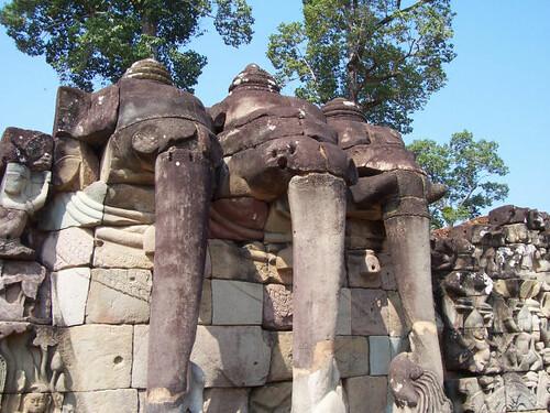 Terrace of the Elephants
