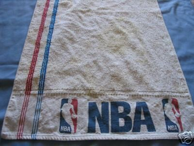 game-used towel