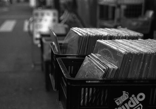 レコード屋