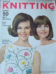 Vogue Knitting Spring and Summer 1964