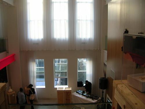YMCA loft