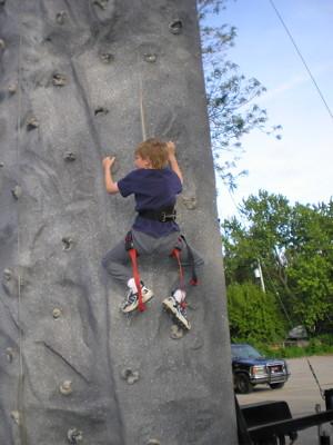 Will Wall Climbing