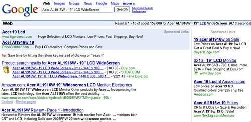 Buy.com Google Checkout