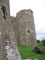 Castell Llanhuadain