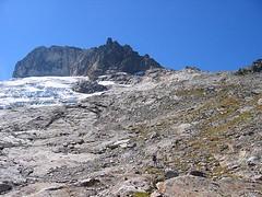 Sloan glacier approachth