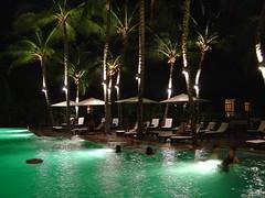 馬來西亞飯店海中天游泳池