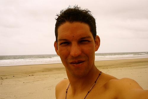 Kids in Portete Beach 15 - Self picture
