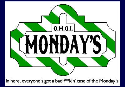 Monday 3