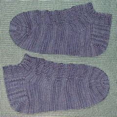 sockapal2za socks drying flat