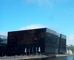 The Royal Library, El Diamante Negro