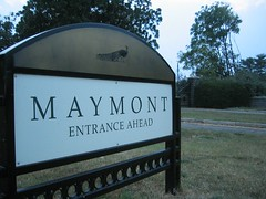 You Are About To Enter Maymont