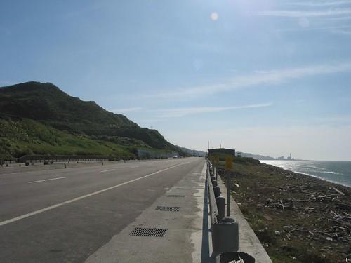 西濱公路林口段