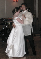 Joey and Wendy's First Dance