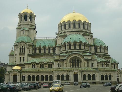 St Alexander Nevskis cathedral