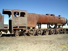 Salar Trip - 58 - Matt train