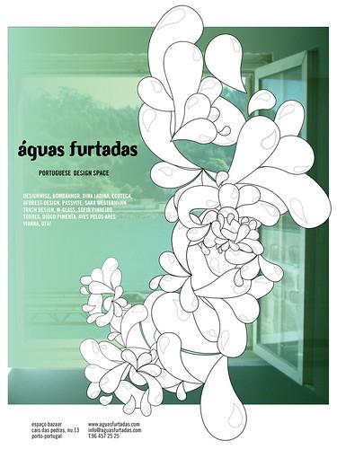 Panfleto Águas Furtadas - Porto