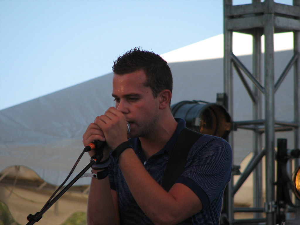 Anthony Gonzales aka M83