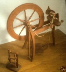 My Ashford Traditional Spinning Wheel