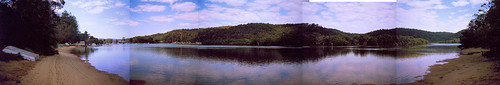 Patonga Creek Panorama