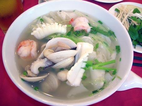 Pho Hai San