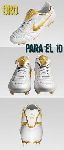 Botines de Ronaldinho