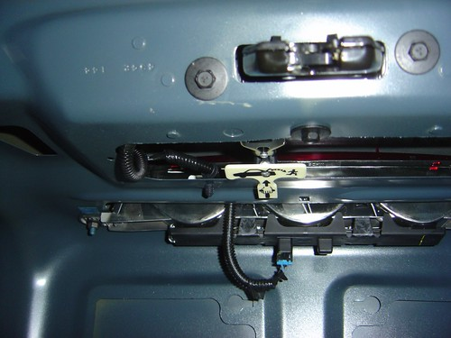 Chevrolet Cobalt Trunk Door