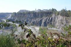 Quarry along the W&OD