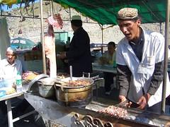 Tian Shan vendor