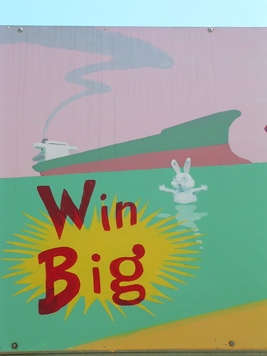 Win Big Bunny