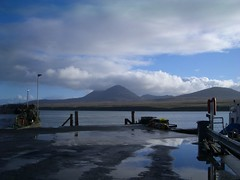 Paps of Jura@Port Askaig