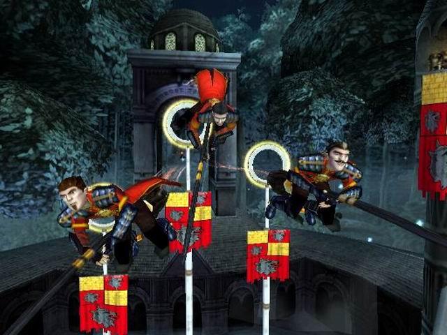 quidditch arranca
