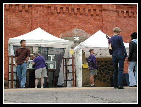 Centerfest Booths