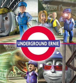 Underground Ernie - New BBC children's series - image from room512.com