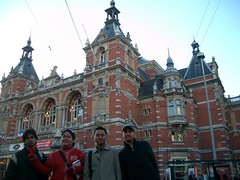 Sebuah Museum, Amsterdam, Netherlands