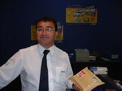 Argentine Postal Worker