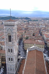 Florence, Italy view from Duomo