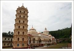Shree Mangeshi Temple at Goa