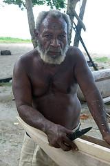 Canoe carver