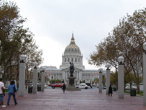 San Francisco Civic Center